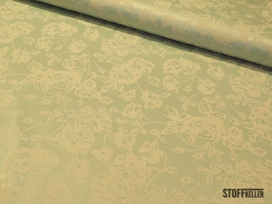 Stretch Jacquard - Mint